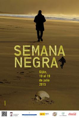 XXVIII Semana Negra. Gijón, julio de 2015